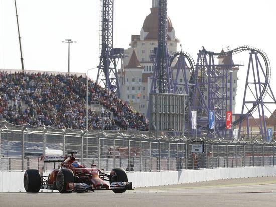 «Формула-1»: Интрига лишь в борьбе за второе место