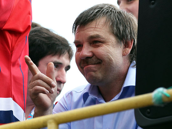 Знарок о составе сборной России: «Российская молодежь никого никогда не боялась»