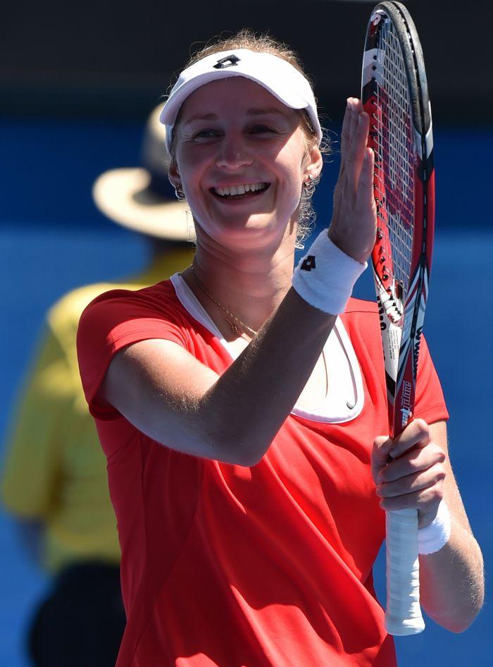 Екатерина Макарова: «Надеюсь, прошлогодний матч с Плишковой поможет мне сейчас»