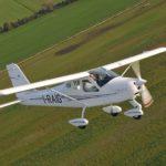 Заказать самолёт Tecnam P92JS для перелета на спортивное мероприятие