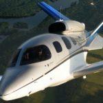 Заказать самолёт Cirrus VISION SF50 для перелета на спортивное мероприятие