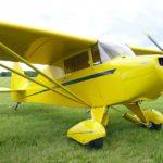 Заказать самолёт Piper PA-15/17 Vagabond для перелета на спортивное мероприятие