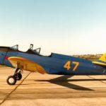 Заказать самолёт Fairchild PT-19 для перелета на спортивное мероприятие
