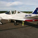 Заказать самолёт Tecnam P2002JF для перелета на спортивное мероприятие