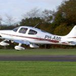 Заказать самолёт Cirrus SR20 для перелета на спортивное мероприятие