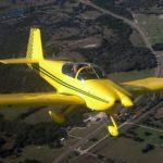 Заказать самолёт Vans RV-7 для перелета на спортивное мероприятие
