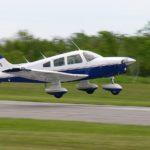 Заказать самолёт Piper PA-28 Cherokee для перелета на спортивное мероприятие