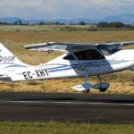 Заказать самолёт Tecnam P2008JC для перелета на спортивное мероприятие