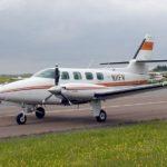 Заказать самолёт Cessna T303 Crusader для перелета на спортивное мероприятие