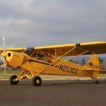 Заказать самолёт Top Cub для перелета на спортивное мероприятие
