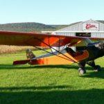 Заказать самолёт Taylor Cub для перелета на спортивное мероприятие