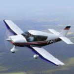 Заказать самолёт Robin President DR 500 - 200I для перелета на спортивное мероприятие