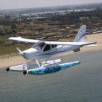 Заказать самолёт Tecnam P92 SeaSky для перелета на спортивное мероприятие