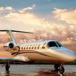 Заказать самолёт Cessna Citation CJ3+ для перелета на спортивное мероприятие