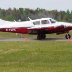 Заказать самолёт Piper PA-30 Twin Comanche для перелета на спортивное мероприятие