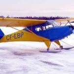 Заказать самолёт Fleet Model 80 Canuck для перелета на спортивное мероприятие