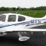 Заказать самолёт Cirrus SR22 для перелета на спортивное мероприятие