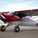 Заказать самолёт Carbon Cub SS для перелета на спортивное мероприятие