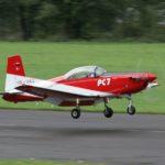 Заказать самолёт Pilatus PC-7 для перелета на спортивное мероприятие