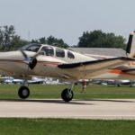 Заказать самолёт Beechcraft Model 50 Twin Bonanza для перелета на спортивное мероприятие