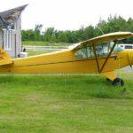 Заказать самолёт Piper PA-11 Cub Special для перелета на спортивное мероприятие