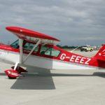 Заказать самолёт American Champion 8KCAB Decathlon для перелета на спортивное мероприятие