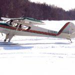 Заказать самолёт Taylorcraft F-19  для перелета на спортивное мероприятие