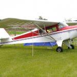 Заказать самолёт Taylorcraft B для перелета на спортивное мероприятие