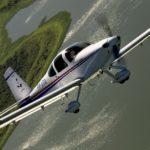 Заказать самолёт Vans RV-10 для перелета на спортивное мероприятие