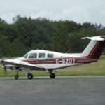 Заказать самолёт Beechcraft Model 76 Duchess для перелета на спортивное мероприятие
