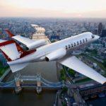 Заказать самолёт Bombardier Learjet 75 для перелета на спортивное мероприятие
